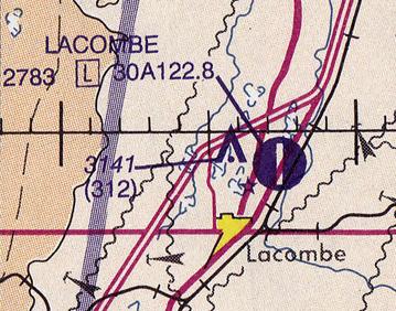 Aerodrome depiction